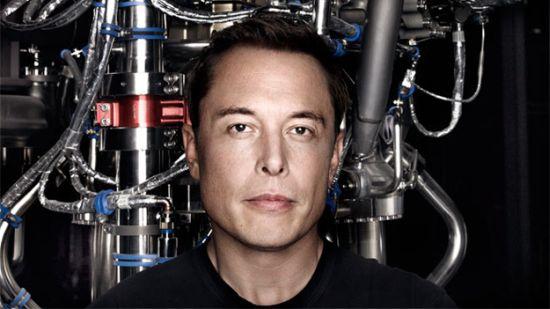 Elon-Musk-satelliet