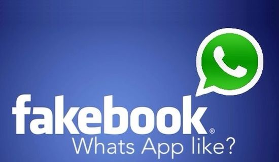 Overname WhatsApp door Facebook