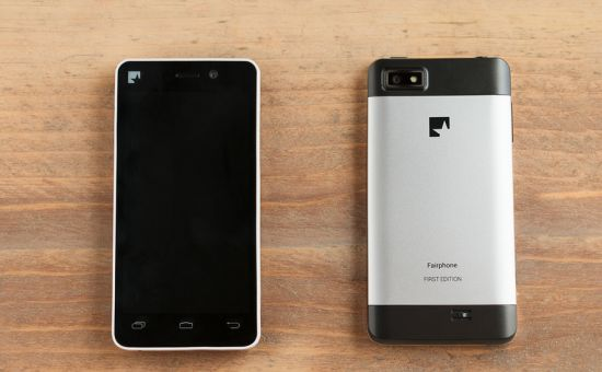 Fairphone First Edition