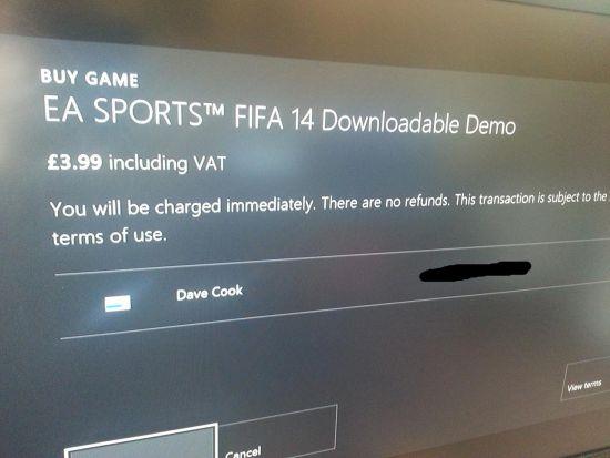Fifa-demo