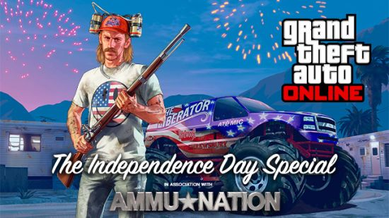 Independence Day in GTA Online
