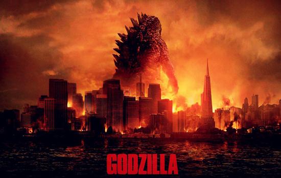 Godzilla maakt er een zooitje van