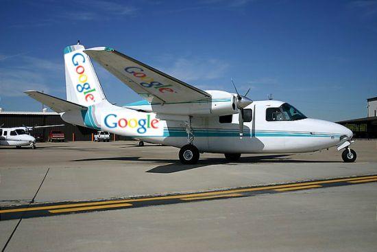 Google-vliegveld