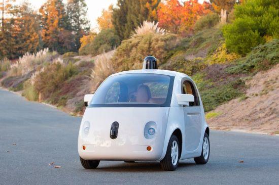 Google-Zelfrijdende-Auto
