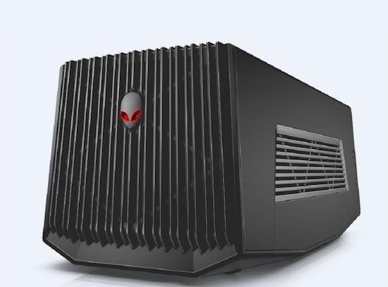 Alienware heeft een mobiele videokaart voor je laptop uitgebracht