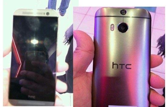 De nieuwe HTC One