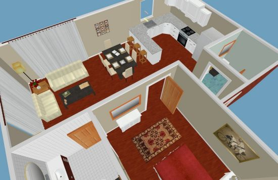 8 apps om je huisinrichting op de schop te nemen apparata for Easy house design app