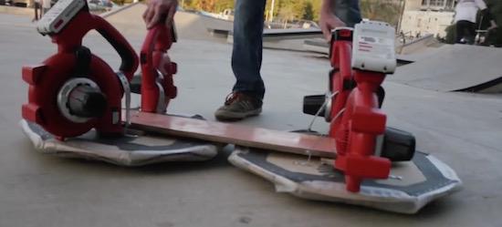 Knutsel je eigen hoverboard in elkaar