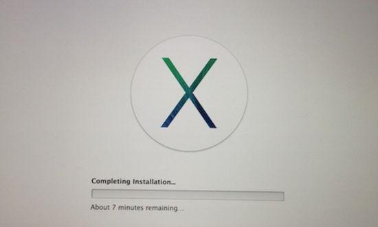 Install OS X