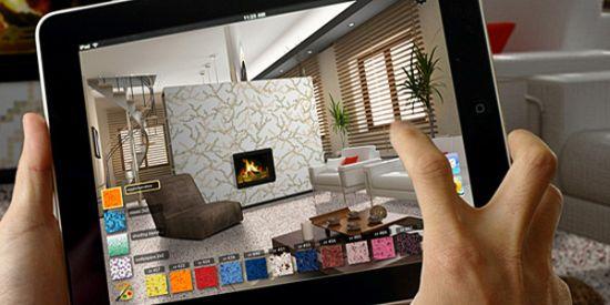 Woonkamer Inrichten 3d Programma : Apps om je huisinrichting op de ...