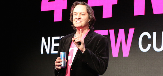 John Legere - CEO van T-Mobile