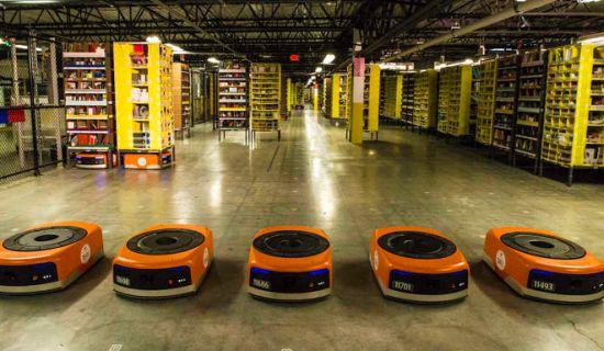 Kiva-Robots