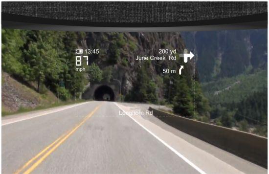 Livemap-Navigatie