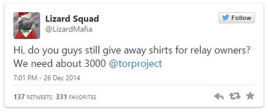 Lizard-Squad-Tweet
