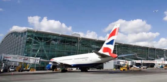 Vliegverkeer rondom Londen plat door server-storing