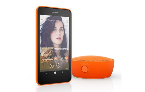 Geinige Nokia Bluetooth speakers voor je Lumia 930