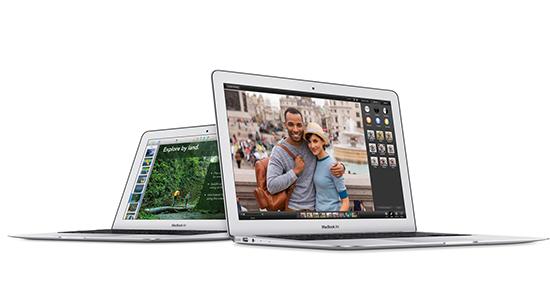 De nieuwe Macbook Air