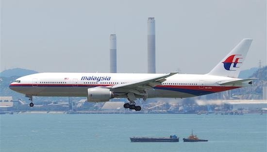 Willekeurige Boeing 777-200 van Malaysia Airlines
