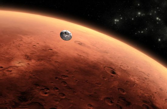 Mars-Vlucht
