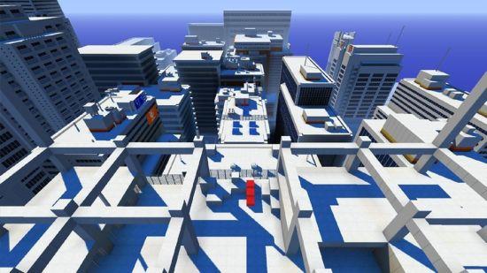 Mirrors-Edge-Minecraft