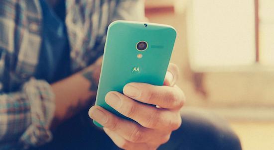 Motorola Moto X komt naar Europa, kost €429