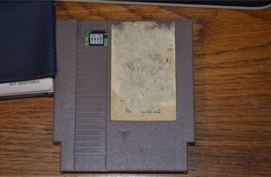 NES spelletje