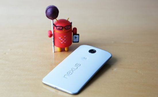 Nexus-6-uitgesteld