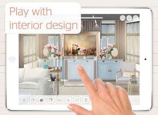 8 apps om je huisinrichting op de schop te nemen - Apparata