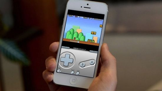 Nintendo-Gameboy-emulator