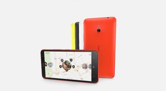 Nokia Lumia 1320 komt naar Nederland
