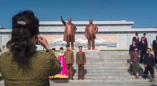Timelapse Noord-Korea