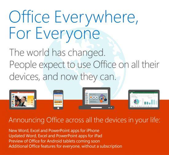 Office-everywhere