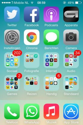 fetlife iphone app how to jouw ios homescreen ordenen apparata 8916
