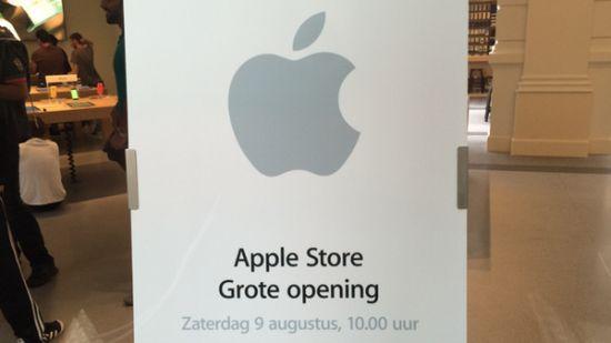 Opening-Apple-Store-Den-Haag