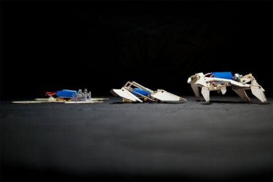 Origami-robot