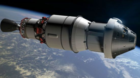 Orion-lancering