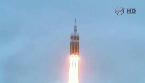 Orion-testvlucht
