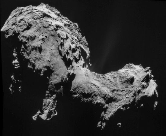 Philae-Komeet