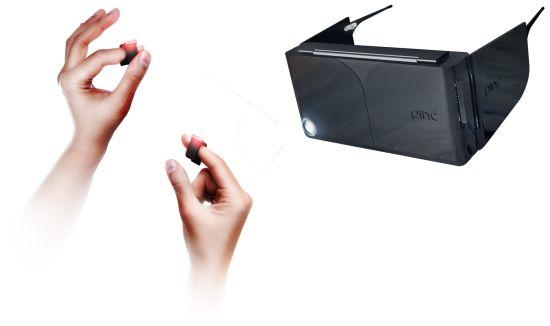 Pinc-VR-bril