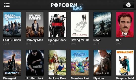 Popcorn Time komt naar iOS
