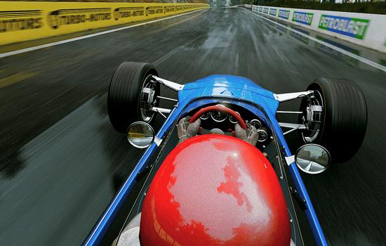 Nieuwe race titel Project Cars veelbelovend