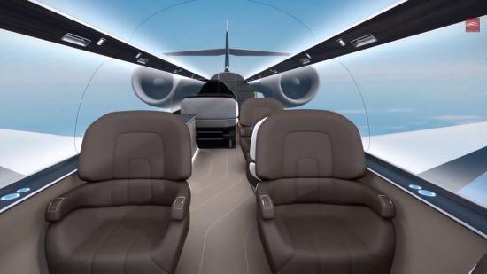 Raamloos-vliegtuig