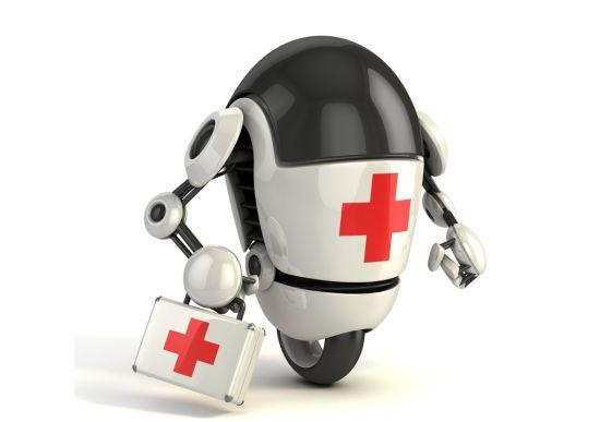 Robot-Dokter