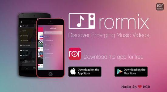 Rormix-app