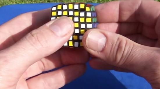 Kleinste Rubik