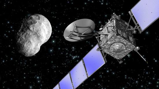 Ruimtesonde-Rosetta