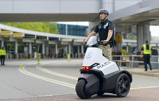 Segway introduceert een extra wiel voor zijn SE-3 Patroller