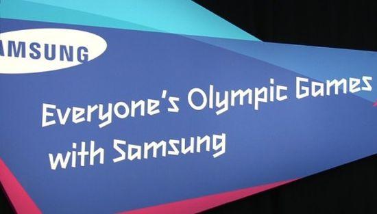 Samsung Olympische Spelen
