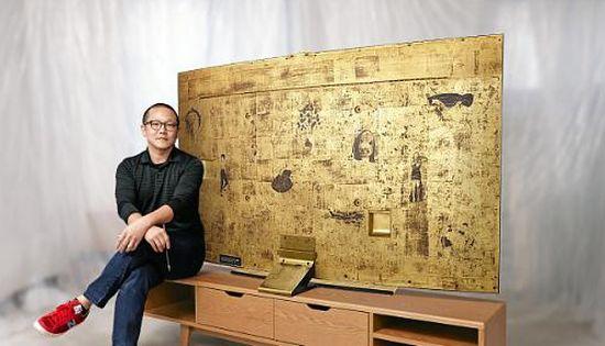 Samsung-gouden-tv