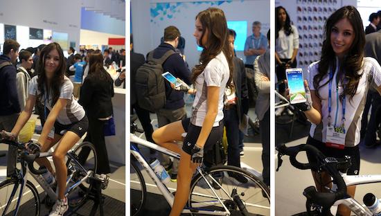 Samsung bouwt een fiets die je Galaxy Note 3 oplaadt